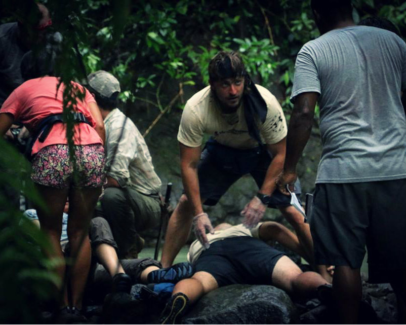 Wilderness First Responder Course in Costa Rica