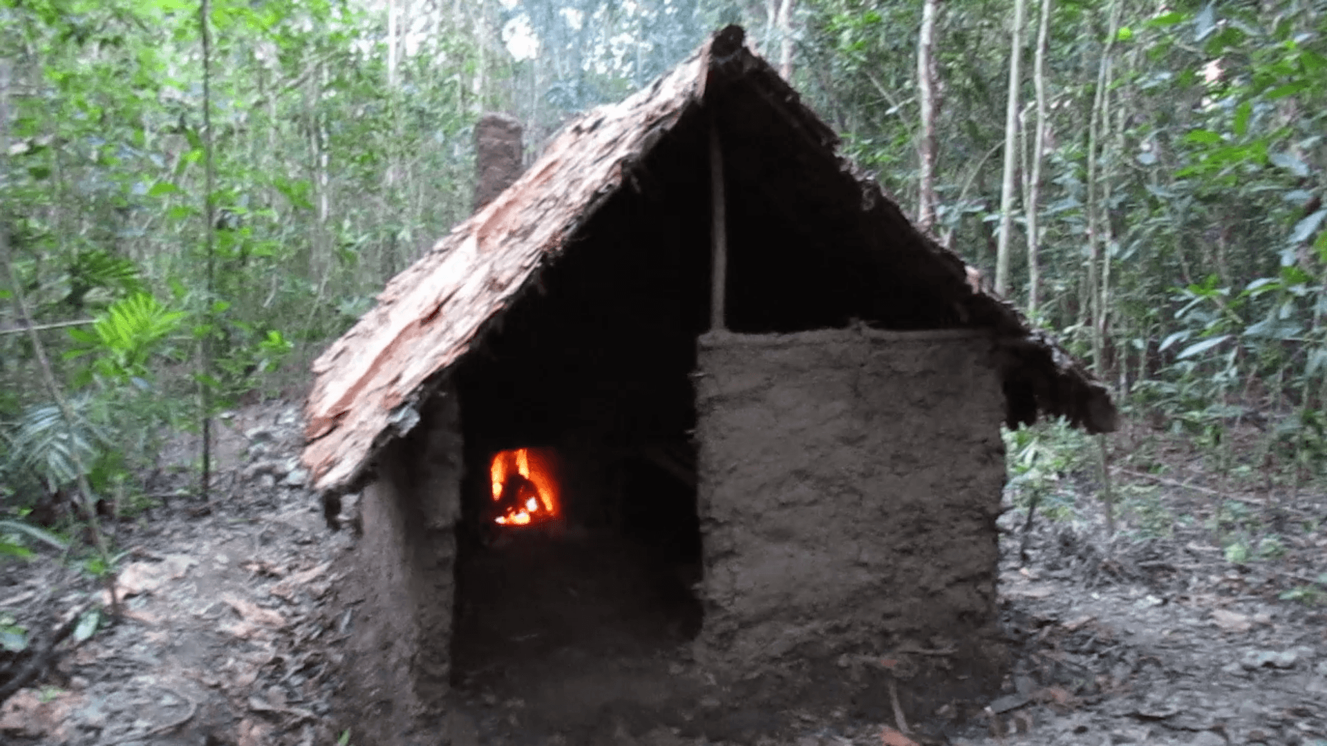 How To Build a House With Your Bare Hands